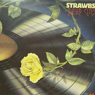 Strawbs(Vinyl LP)Deep Cuts-Polydor-2391 234-UK-VG+/Ex