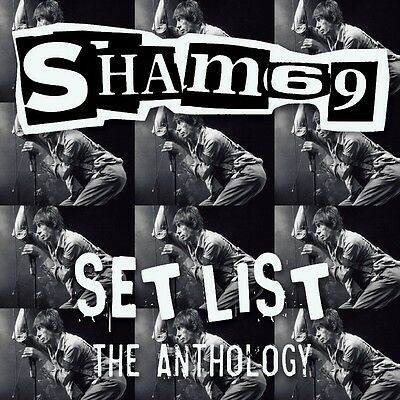 Sham 69(Vinyl LP)Set List The Anthology-Secret-SECLP055-UK-M/M