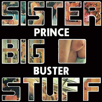 Prince Buster(Vinyl LP 180gram)Sister Big Stuff-UK-SUNSPLP006-Sunspot Records-M/