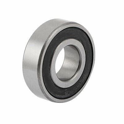 6203-RS Shielded Double Side Groove Rubber Seal Ball Bearing