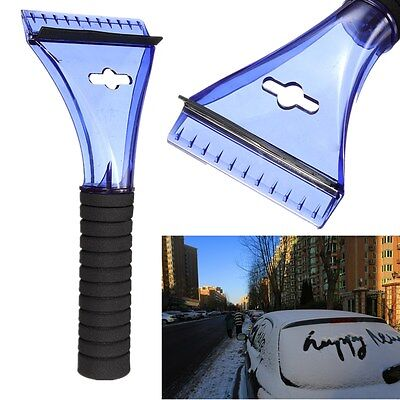 ABS Handle Lever Car Vehicle Windshield Scraper Shovel Ice Snow Cleaning Tool
