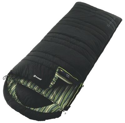 Outwell 3-4 Season Single Camper Lux Sleeping Bag Camping