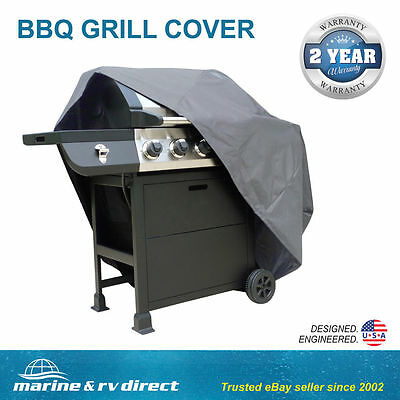 """Heavy Duty Waterproof  Barbecue Gas Grill Cover Patio Storage Protection 55"""""""