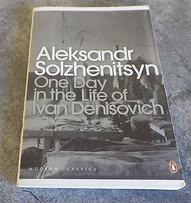 Aleksandr Solzhenitsyn ~ One Day in the Life of Ivan Denisovich
