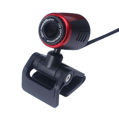 USB 2.0 HD Camera Webcam  Web Cam PC CameraWith Mic For Computer Laptop  Camera