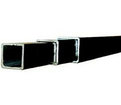"""Steel Square Tube Telescoping Hitch Package - 2pcs @ 24"""" Long"""