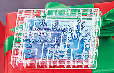 GIFT CARD MONEY MAZE PUZZLE -  gift card holder - cash - tickets - lottery