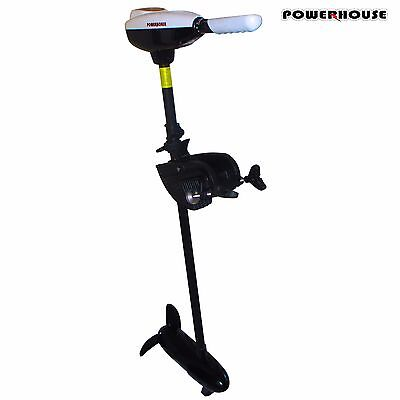 """Powerhouse 36"""" Electric Trolling Motor 86LBS WITH FREE EXTRA Weedless Propeller"""