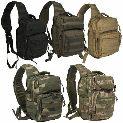 One Strap Assault Pack small US Army Outdoor Schulter Armee Rucksack Molle klein