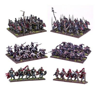 Mantic Games BNIB Kings of War Undead Army 2nd Edition MGKWU100
