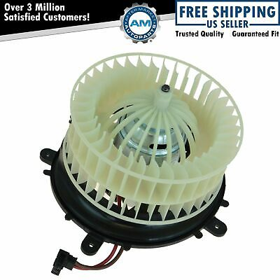 Heater Blower Motor w/ Fan Cage for CL500 CL55 AMG CL600 S350 S430 S500 S600