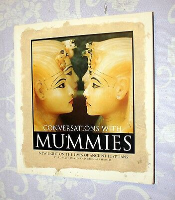 Conversations With Mummies New Light On The Lives Of Ancient Egyptians Softcover