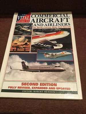 Aviation Book - The Vital Guide Commercial Aircraft And Airliners