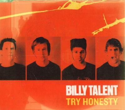 Billy Talent(CD Single)Try Honesty-New