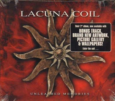 Lacuna Coil(CD Album)Unleashed Memories-New