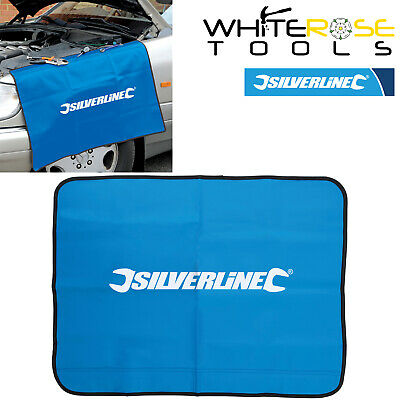 Silverline 380102 Car Bodywork Wing Protector Scratch Repairs Magnetic Cover