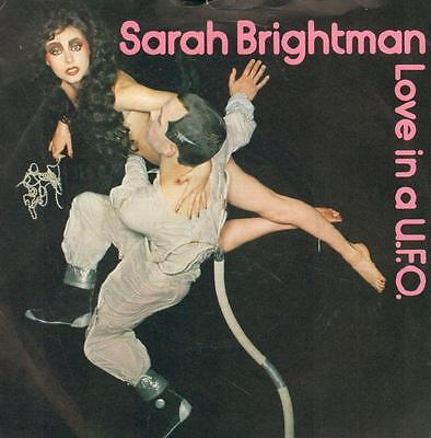 "Sarah Brightman(7"" Vinyl P/S)Love In A UFO-Ariola-AHA 585-UK-VG/VG+"
