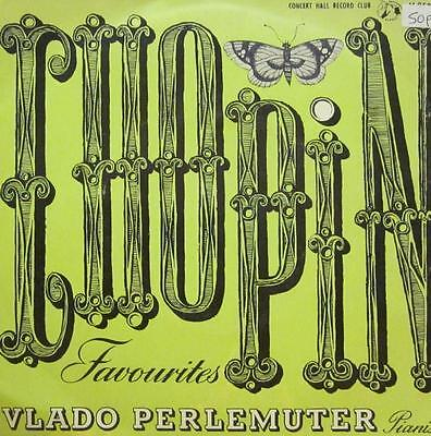 "Chopin(7"" Vinyl P/S)Favourites-M 959-UK-VG/VG"