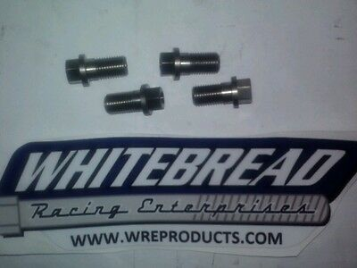 Sprint Car,TITANIUM  U-JOINT TO CRANKSHAFT  bolt kit