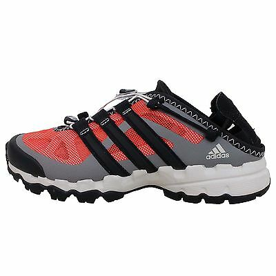 Adidas Hydroterra Shandal W Grey Black Womens Outdoors Water Shoes D67163