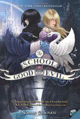 The School for Good and Evil - Paperback NEW Chainani, Soman 2014-04-15