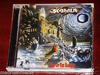 Scanner: Ball Of The Damned CD 2015 Reissue Eat Metal Records Greece EMR 037 NEW