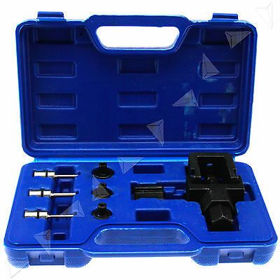 Motorcycle Chain Breaker Link Splitter Pin Remover Tools w/Case