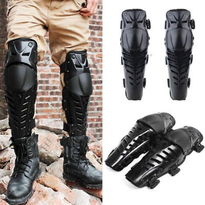New Motorcycle Racing Motocross Knee Pads Leg Protector Guards Protective Gear