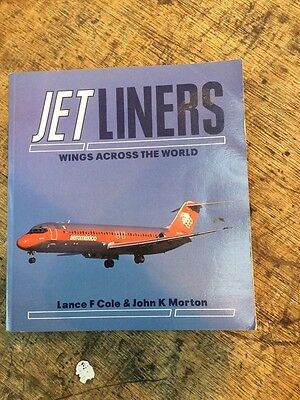 Aviation Book - Jetliners Wings Across The World