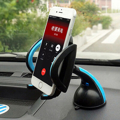 Universal Car Windshield Dashboard Mount Holder Stand for Mobile Cell Phone GPS