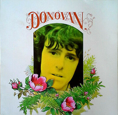 "Donovan - 12"" X 12"" Mellow Yellow U.s. Concert Tourbook - 1967 - Epic"