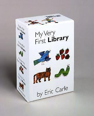 My Very First Library by Eric Carle (2006, Quantity pack)