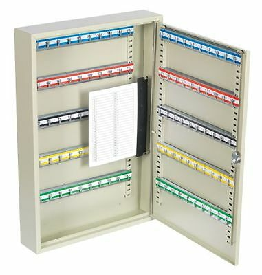 Brand New Sealey SKC100 Steel 100 Key Capacity Safe Security Cabinet / Box