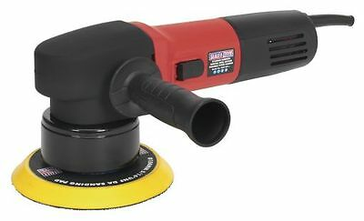 Sealey NEW Random Orbital Dual Action Sander 150mm 230V DAS150T **BRAND NEW**