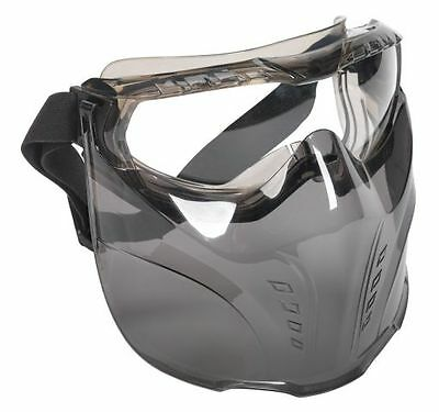 Sealey Safety Goggles with Detachable Face Shield SSP76
