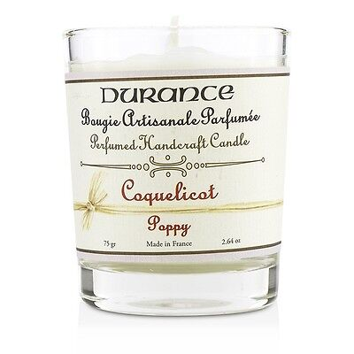Durance Perfumed Handcraft Candle - Poppy 75g Home Scent