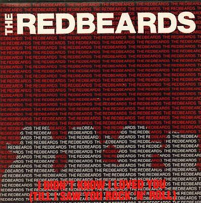 "The Redbeards(7"" Vinyl)I Didn't Know I Loved You-Reciever-RRS 1002-UK-1-M/M"