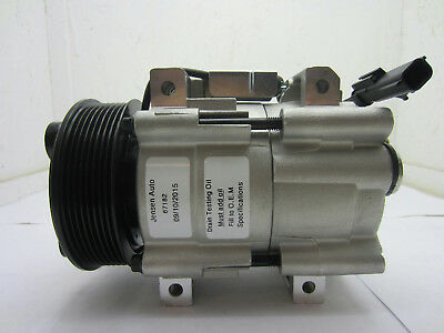 AC Compressor For 2006-2009 Dodge Ram Turbo Diesel (New)