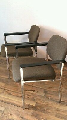 Nice Thonet design chair from the 70s - mid century design  1 v. 6