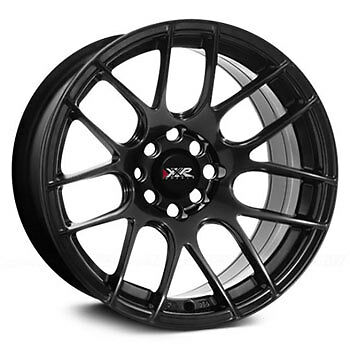 Xxr Wheels 530 15x8 20 Chromium Black Concave Rims 4x100 90 00 05