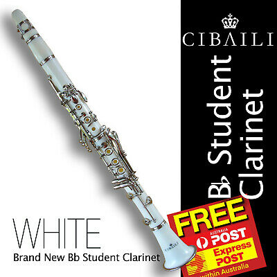 WAGNER Bb Student CLARINET • BRAND NEW • Perfect for school •