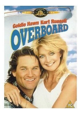 Overboard (1987) [New DVD]