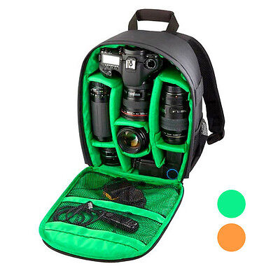 DSLR Camera Bag Backpack Photo Bags Waterproof Bag for Canon for Nikon for Sony