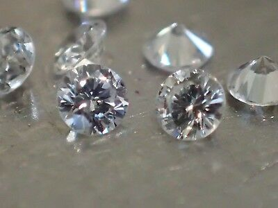 5 diamants 2.10mm - VVS/E - SUPERBES !!!!