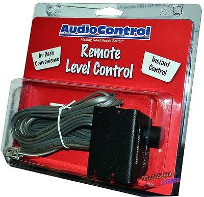 AUDIO CONTROL ACR-1  REMOTE for LC2i 6XS LC6 OVERDRIVE