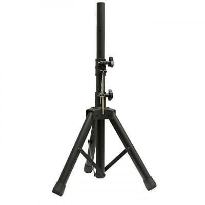 *Free Shipping* NJS Short / Compact Adjustable Black 35mm PA Speaker Stand
