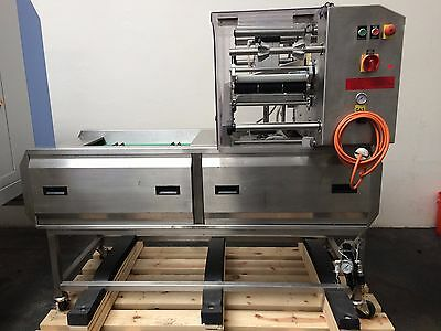 Arpac Group Model Hera Fully Automatic Modified Atmosphere Packaging System 2013