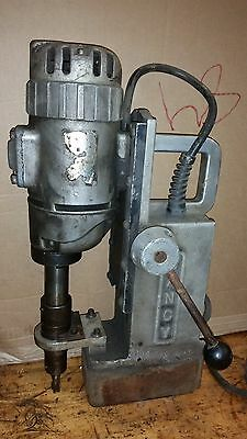 Jancy Slugger Magnetic Drill Press mag drill