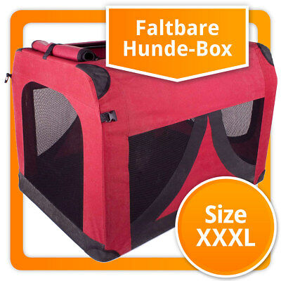 Faltbare Hundetransportbox Faltbox Hundebox Transportbox Für Hunde Transport