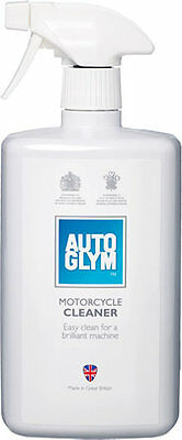 1L Litre Autoglym Motorcycle Motorbike Spray Cleaner Polish Valeting Wash Care